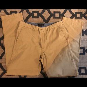 Men's banana republic slacks